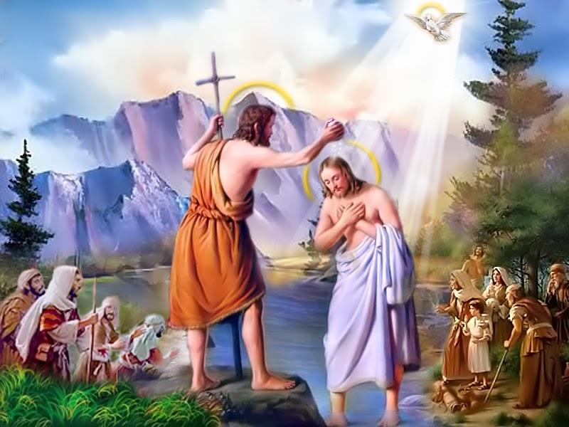 [Học Hỏi Phúc Âm]: Chúa Nhật Chúa Giêsu chịu phép rửa – năm A