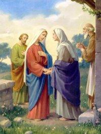 Lời Chúa Lễ Đức Ma-ri-a thăm viếng bà Ê-li-sa-bét (31/05)