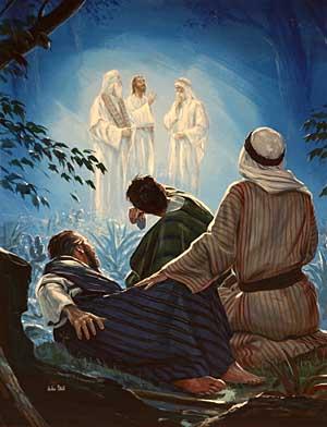 Bài giảng Chúa Nhật II Mùa Chay Năm C – Linh mục Ignatiô Trần Ngà