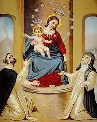 Bài Giảng Lễ Đức Mẹ Mân Côi - Lm Giuse Đinh Tất Quý