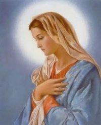 Lời Chúa lễ Đức Mẹ Dâng Mình Trong Đền Thờ (21/11)