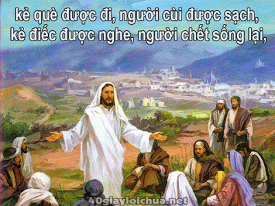 Bài Giảng Chúa nhật III Mùa vọng năm A - Lm.Phêrô Lê Văn Chính