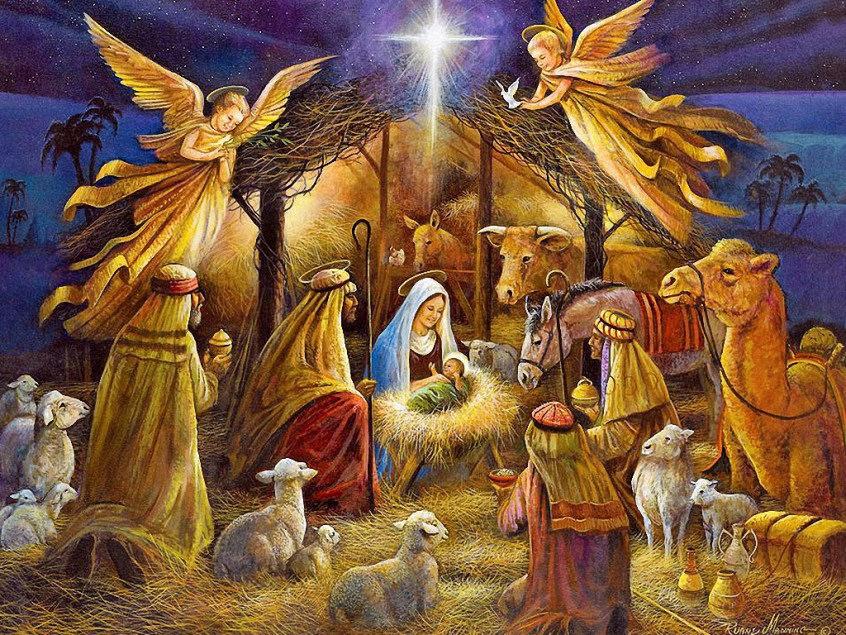 Bài Giảng Lễ Chúa Giáng Sinh Năm A- Lm. Phêrô Lê Văn Chính