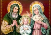 Lời Chúa Lễ Thánh Gio-a-kim và thánh An-na, song thân Đức Ma-ri-a (26/07)