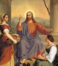 Lời Chúa Lễ Thánh nữ Martha (29/07)