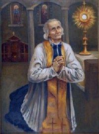 Ngày 04/08: Thánh Gioan Maria Vianney linh mục.