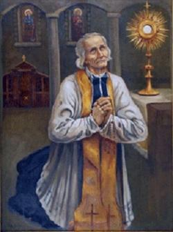 Lễ Thánh Gio-an Ma-ri-a Vi-a-nê, linh mục (04/08)