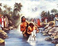 Bài Giảng Lễ Chúa Giê-su Chịu Phép Rửa (Lm. Giuse Đinh Tất Quý)