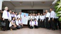 Hiệp Hội Gia Đình Phúc Âm TGP Kính Viếng Cha Cố Giuse Maria Đinh Cao Tùng - Hương Quê