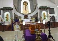 Các Đoàn Thể - Cá Nhân Kính Viếng Cha Cố Giuse Maria.