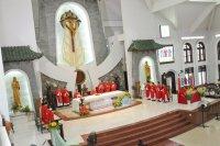 Đồng Hương Quần Cống Mừng Lễ  Kính Tam Thánh Tổ Bổn Mạng