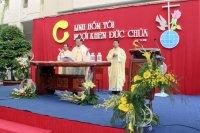 Hội Dòng MTG Tân Việt - Cộng Đoàn Tân Thái Sơn Mừng Bổn Mạng