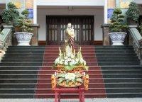 Rước Kiệu Cung Nghinh Thánh Giuse