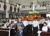 Giáo xứ Tân Thái Sơn: Mừng Bổn Mạng Gia Đình Đức Mẹ La Vang