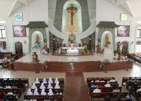 Gx TTS: Thánh Lễ Bế Mạc Tháng Mân Côi 2015