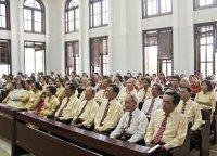Gia Đình Phúc Âm Giáo Xứ Tân Thái Sơn Mừng Bổn Mạng