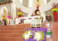 Lễ giỗ 01 năm ông Gioan Baotixita Phạm Đạt