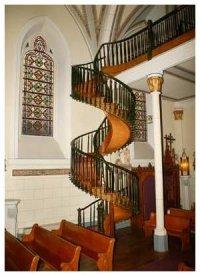 Thánh Giuse và chiếc cầu thang kỳ diệu .