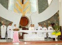 Lễ Kính Đức Mẹ Fatima - Hiệp Thông Lễ Giỗ Mãn Tang Bà Maria Trần Thị Vẻ