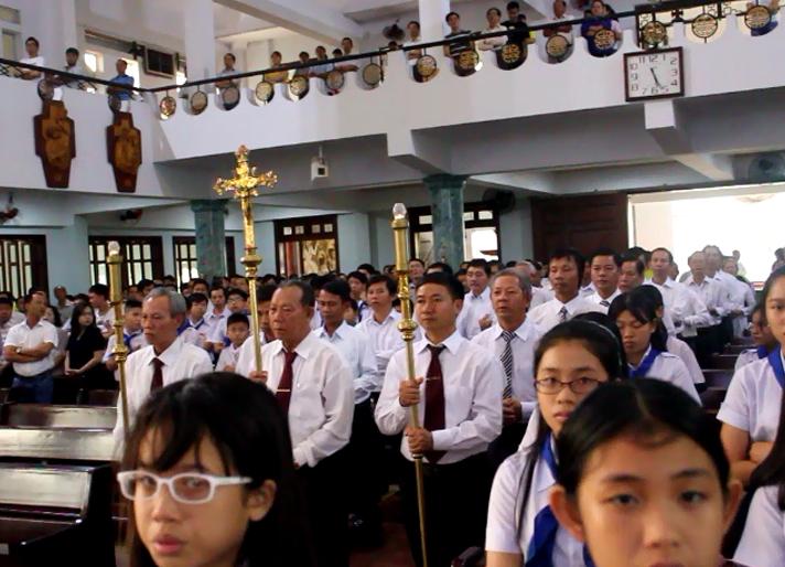 Gx TTS: Lễ Thánh Giuse - Bổn Mạng Cha Phó Giuse Nguyễn Hoàng Thanh