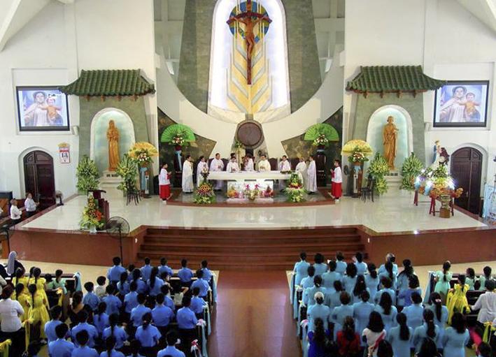 Gx TTS:Mái Ấm - Gia Đình Đức Mẹ La-Vang Mừng Bổn Mạng.