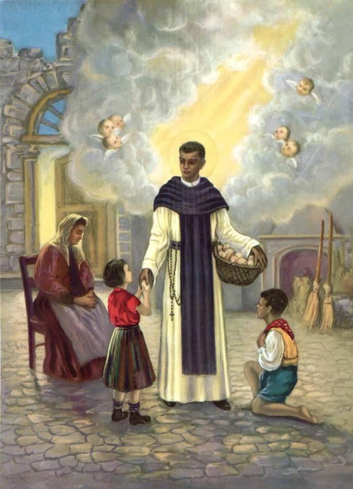 TẤM LÒNG VÀNG -  Hạnh Tích Thánh Martinô Porres